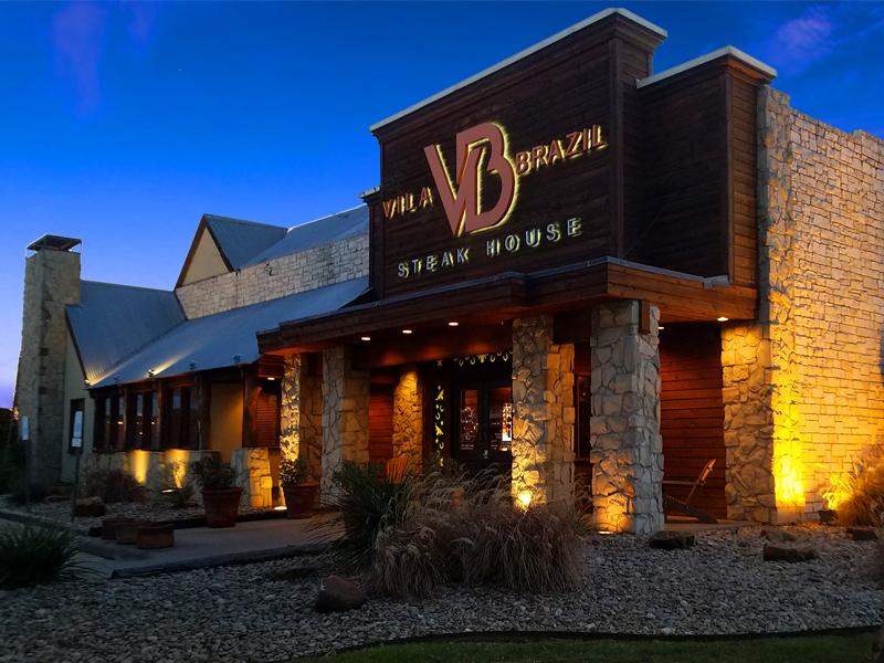 VB Steakhouse From Outside