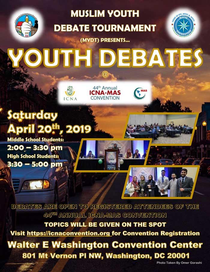 Muslim Youth Debate Tournament