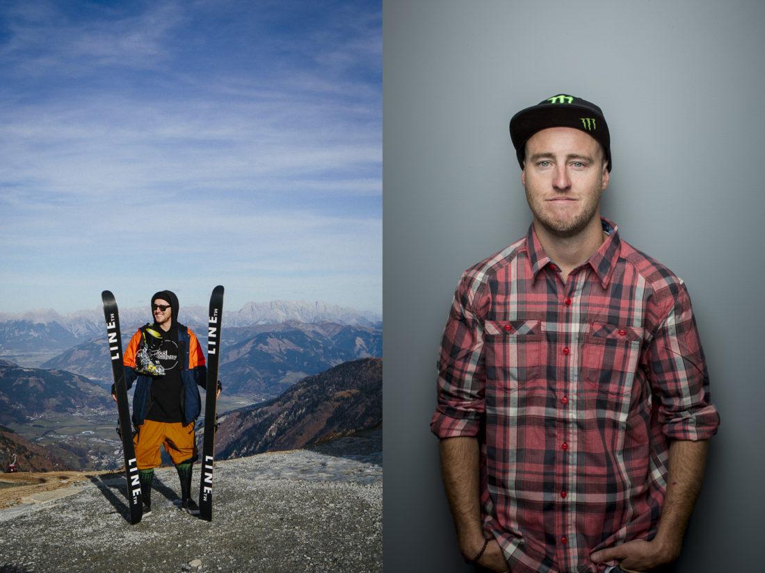 Professional skier Tom Wallisch