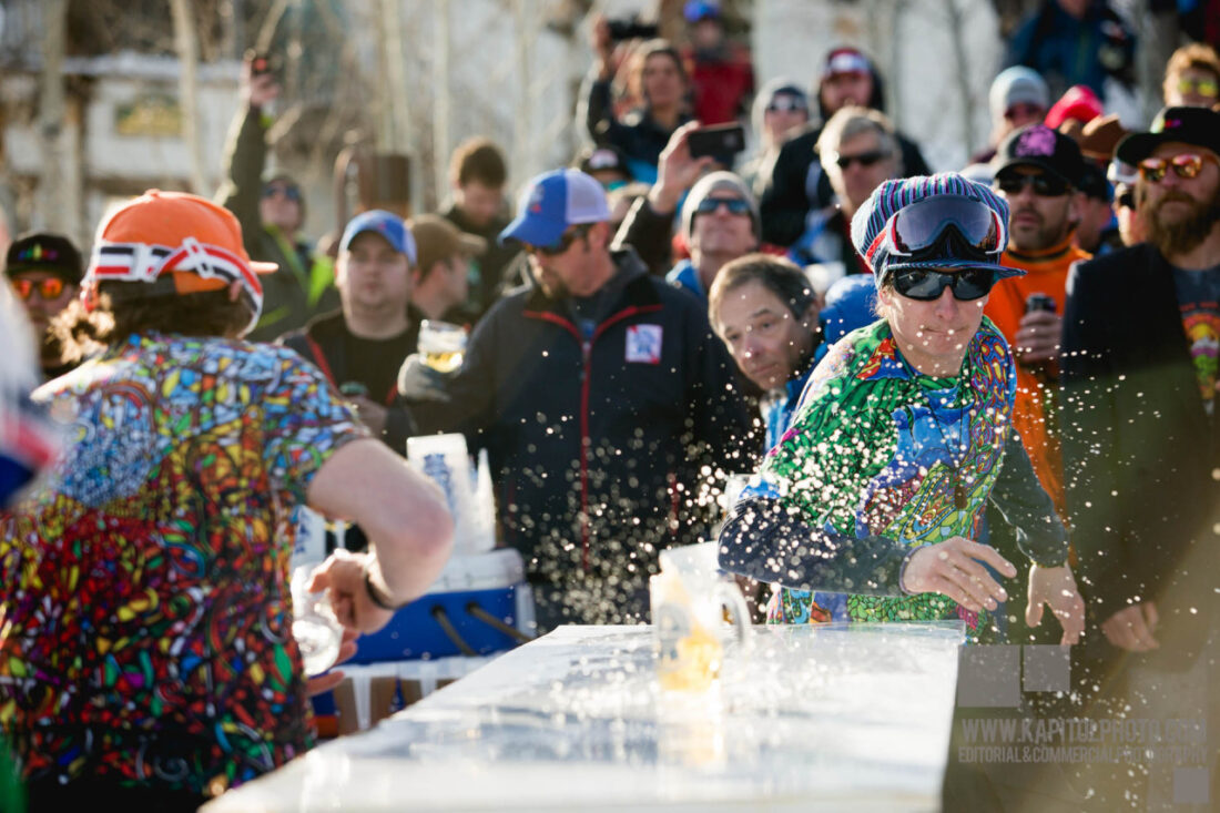 Power Magazine's 2014 Gelande Quaffice World Championships in Jackson Hole, Wyoming