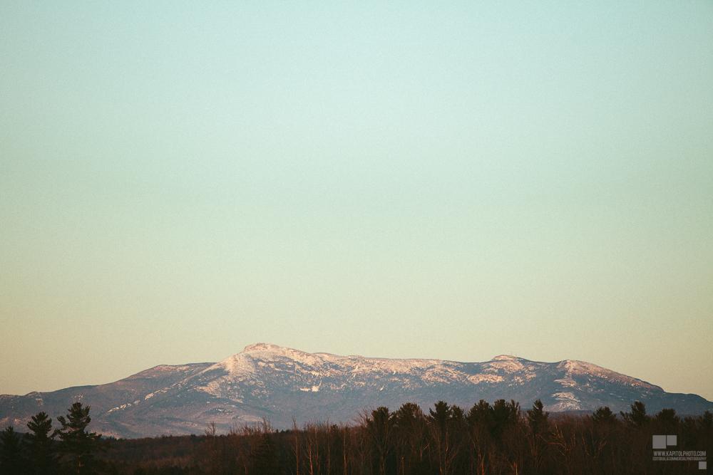 Dan Brown, Mount Mansfield, Vermont, Kapitol Photography