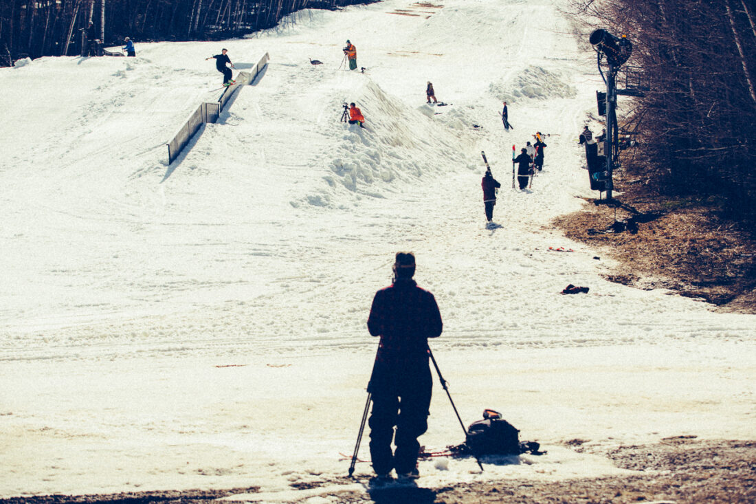 Ski The East, Mount Snow, Meathead Films, Dan Brown, Kapitol Photography