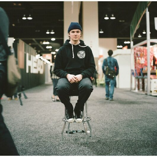 Dan Brown, SIA Trade Show, LINE SKIS, Charlie Dayton, Kapitol Photography