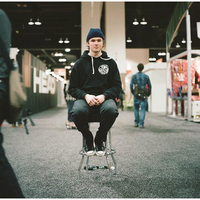 Dan Brown, SIA Trade Show, LINE SKIS, Charlie Dayton, Kapitol Photography
