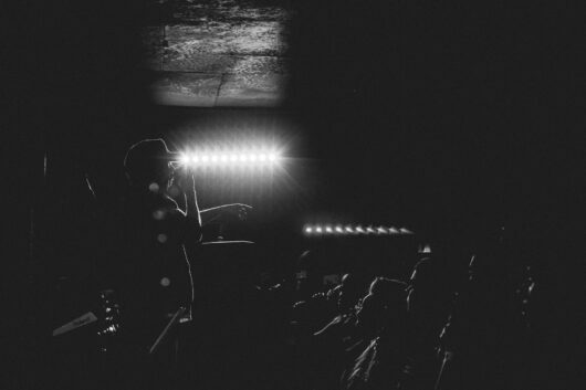 Joe Mulherin, aka nothing, nowhere performs at the Middle East in Cambridge MA