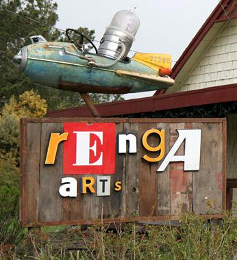 renga arts sign