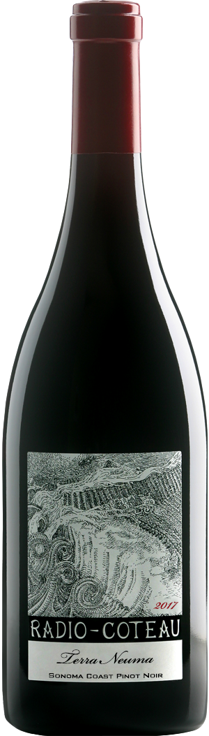 2017 Radio-Coteau Terra Neuma Pinot Noir Bottle