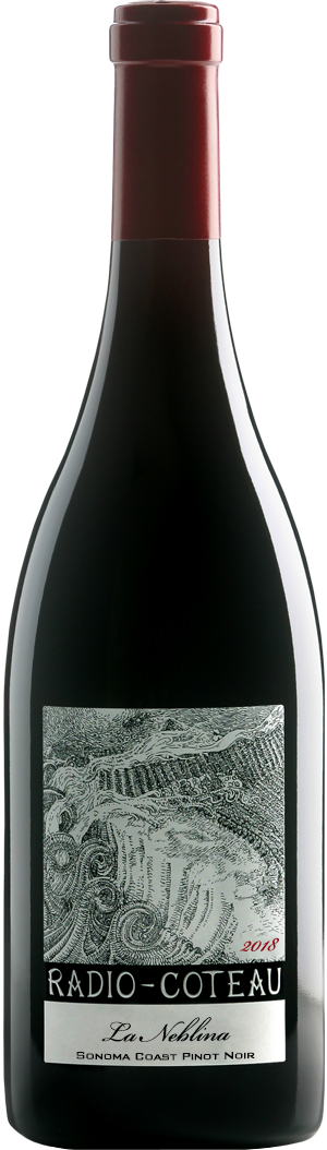 Radio-Coteau 2018 La Neblina Pino Noir Bottle