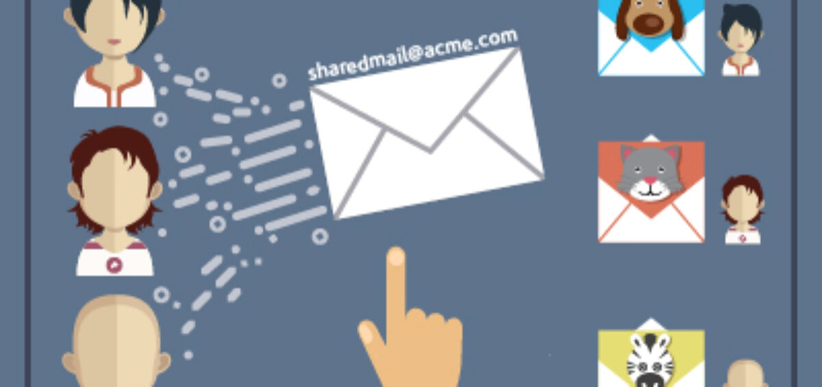 Shared Email Addresses