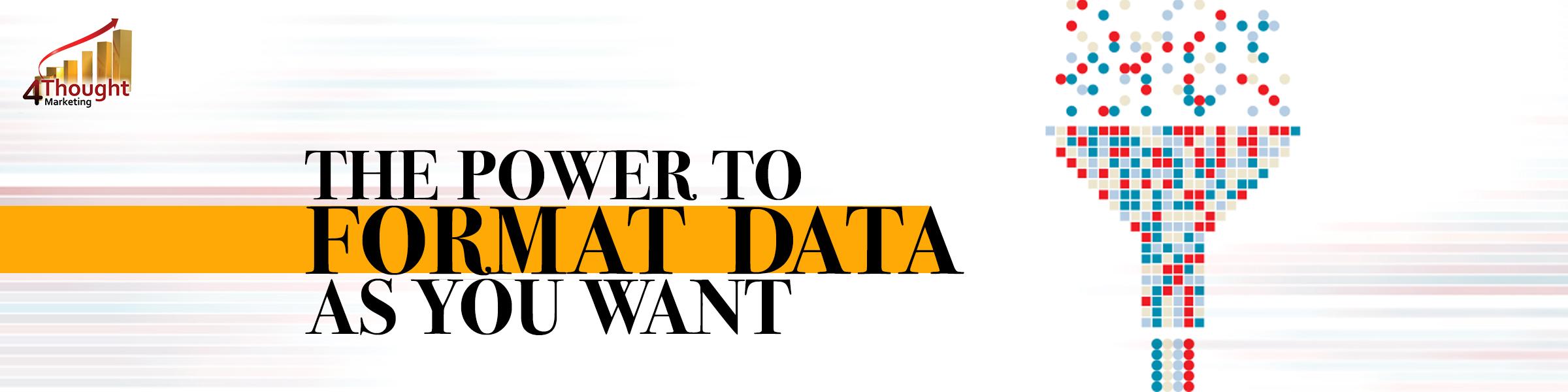 Improve your eloqua data