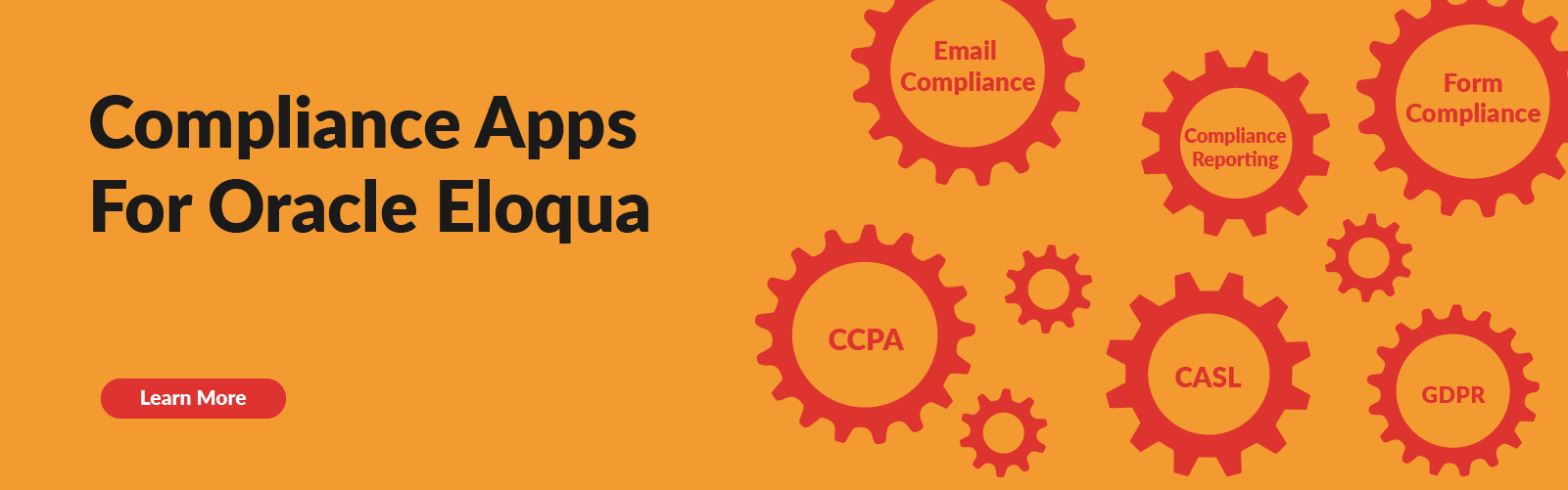 Compliance Apps for Oracle Eloqua