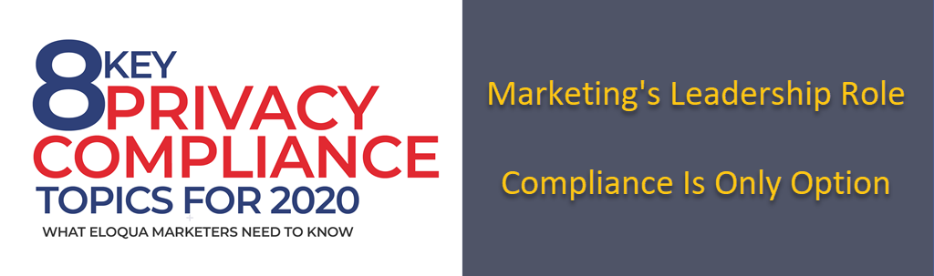 Key Privacy Compliance Topics for 2020: Part 2 1