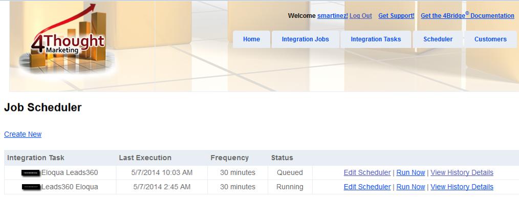 Eloqua Velocify CRM Integration 4