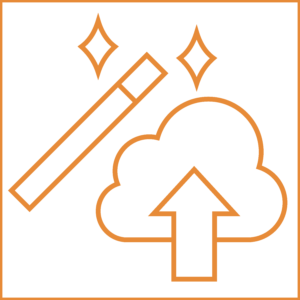 upload wizard icon