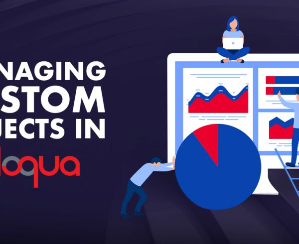 Managing Custom Objects in Eloqua 2