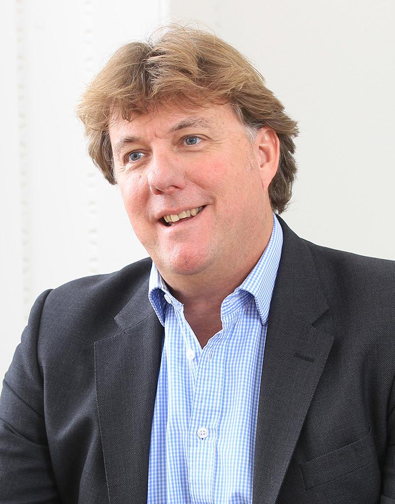 Bruce Alan Ian Dingwall, CBE