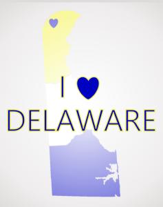 I Love Delaware Image