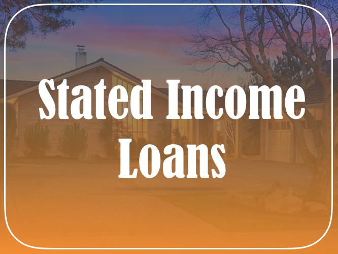 Stated Income Loan Lenders
