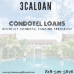 Difficult Condotel Loans Funding Specialist