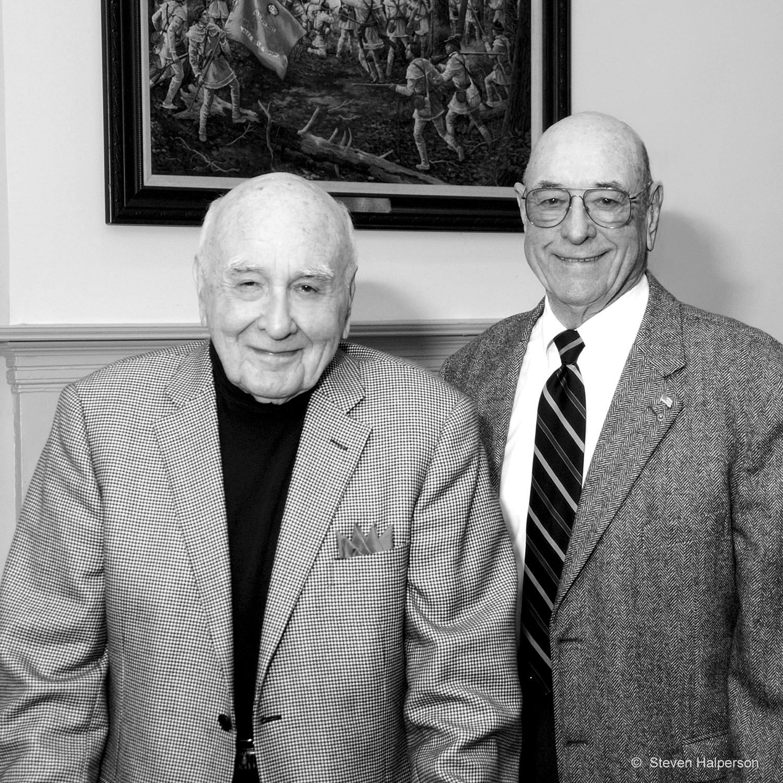 Foley, H. Warden and William McNamara (1929-2016)