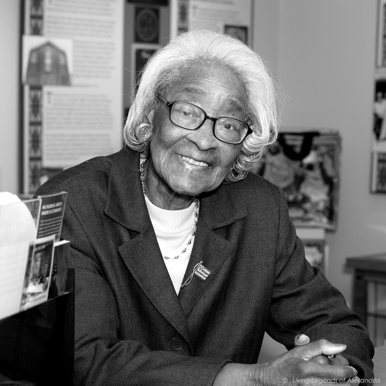 Underwood, Col. Ethel S. (1925-2018)