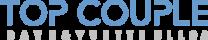 WorldVenturer's Top Couple Logo