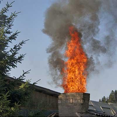 Chimney Fire Danger