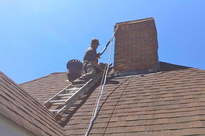 Chimney Repair Technician