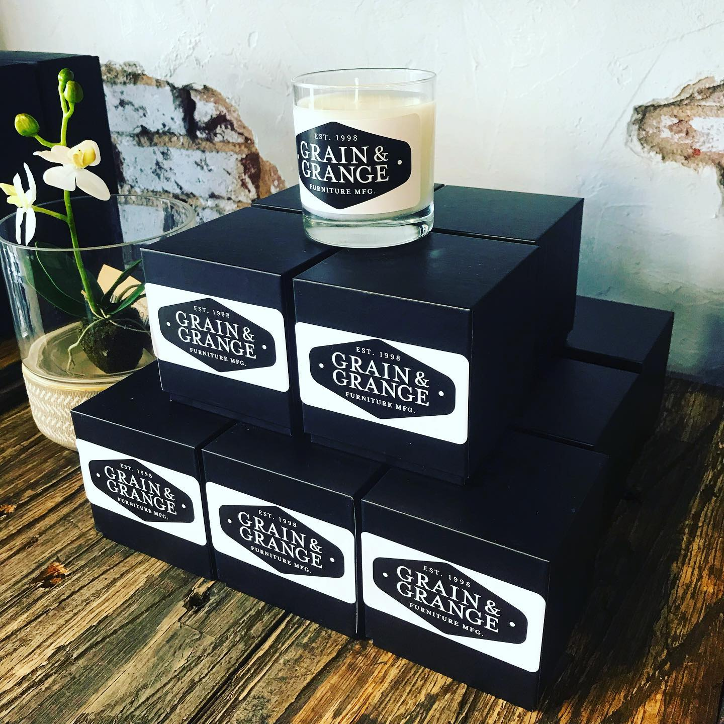 Our Signature Candle
