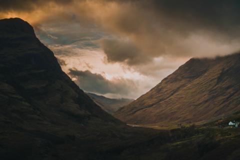 Seeing God in the Valleys | Broom Tree