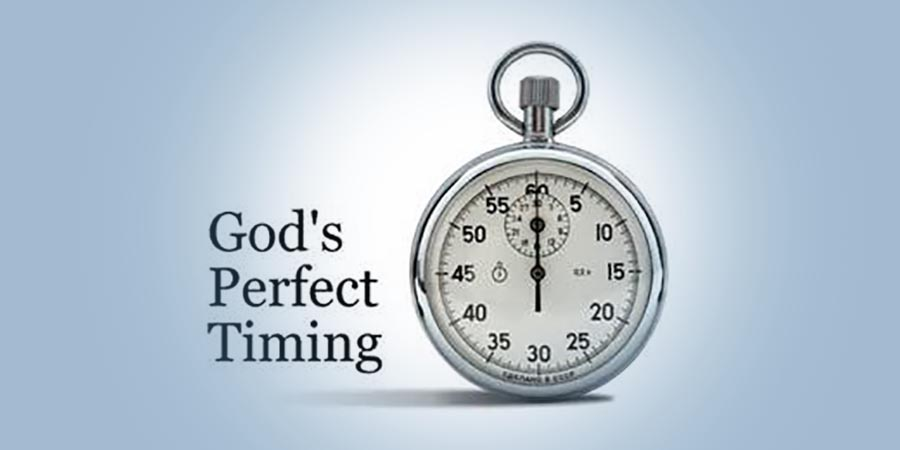 Timing is Everything: What I Learned from Our Esther Series