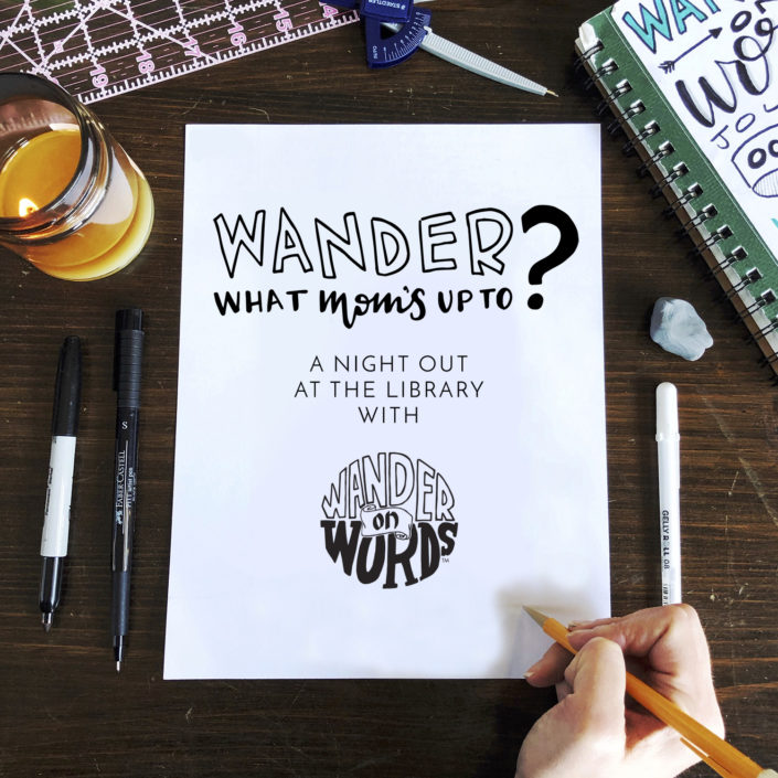 Wander What Class Graphic