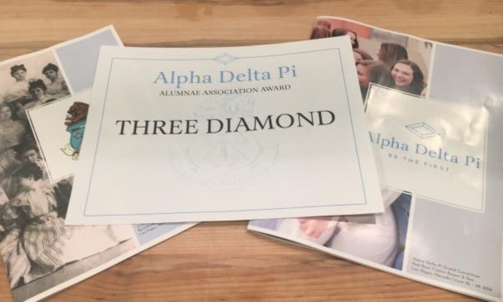 Zeta Chi Chapter Alumnae Association - Alpha Delta Pi