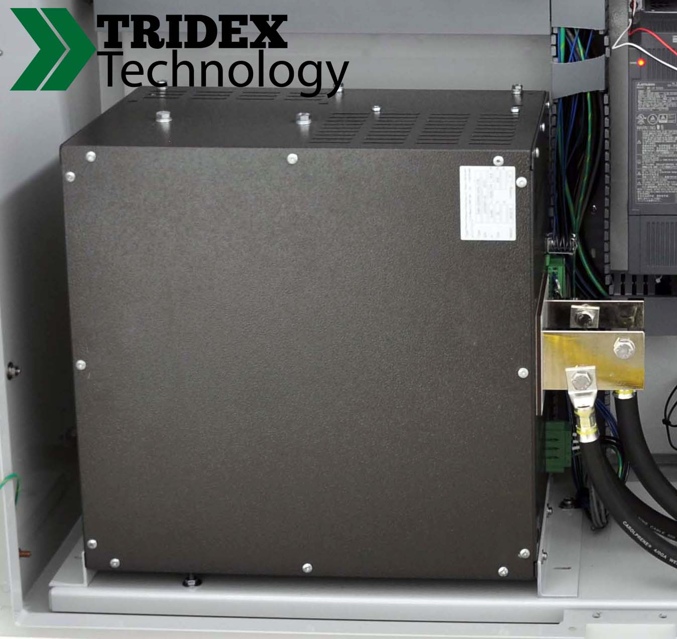 Tridex Solid State DC Power Supply