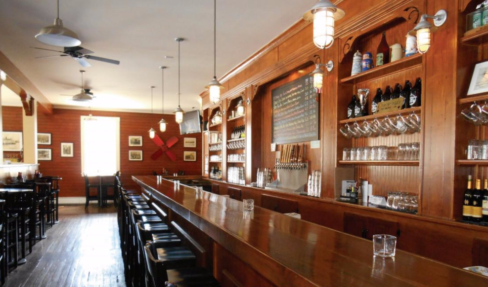Athens Brewpub Bar