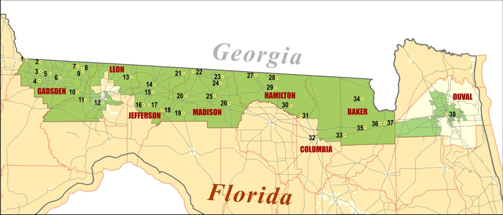Congressional District 5 Map