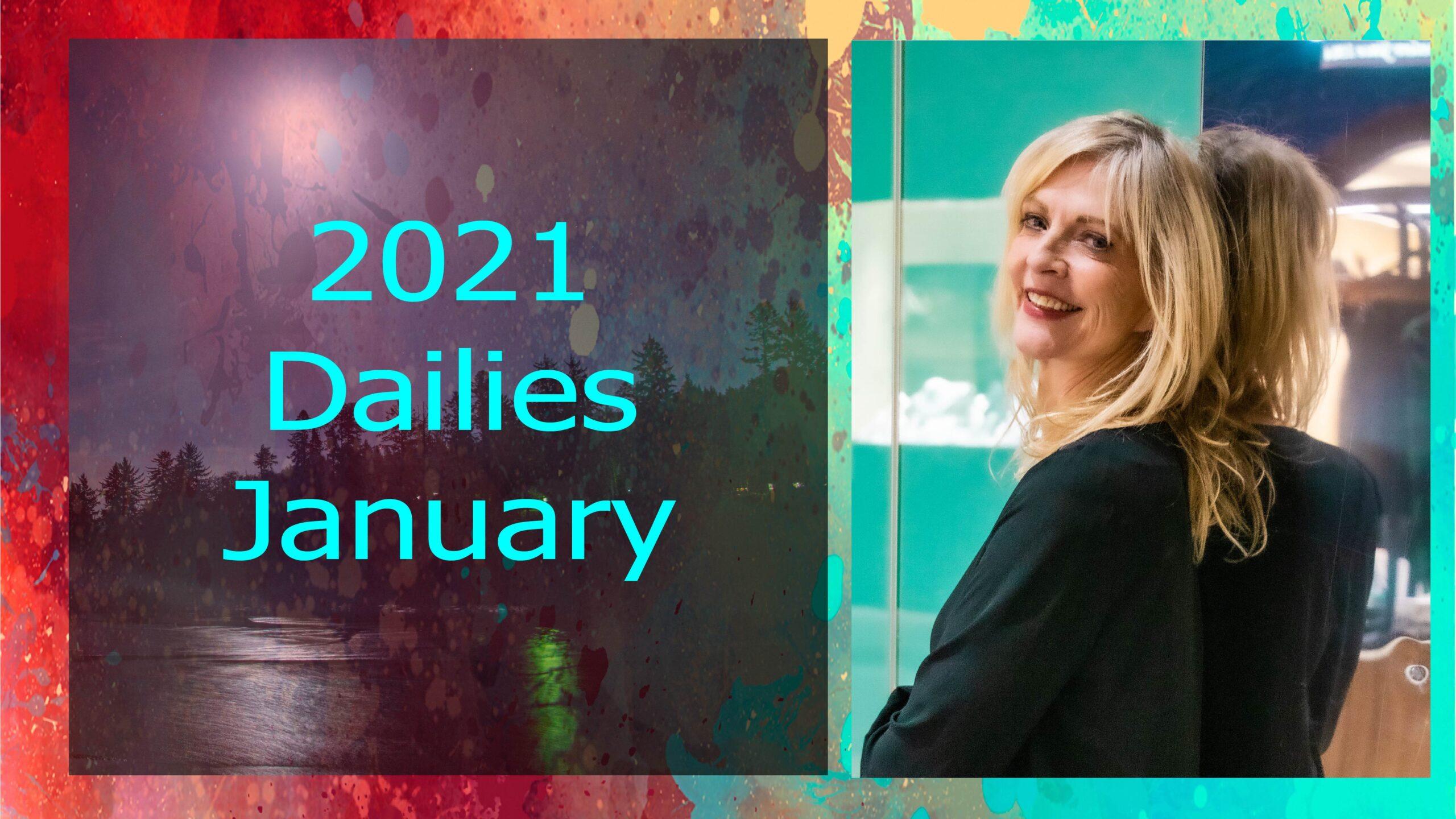 Jan 2021 Dailies