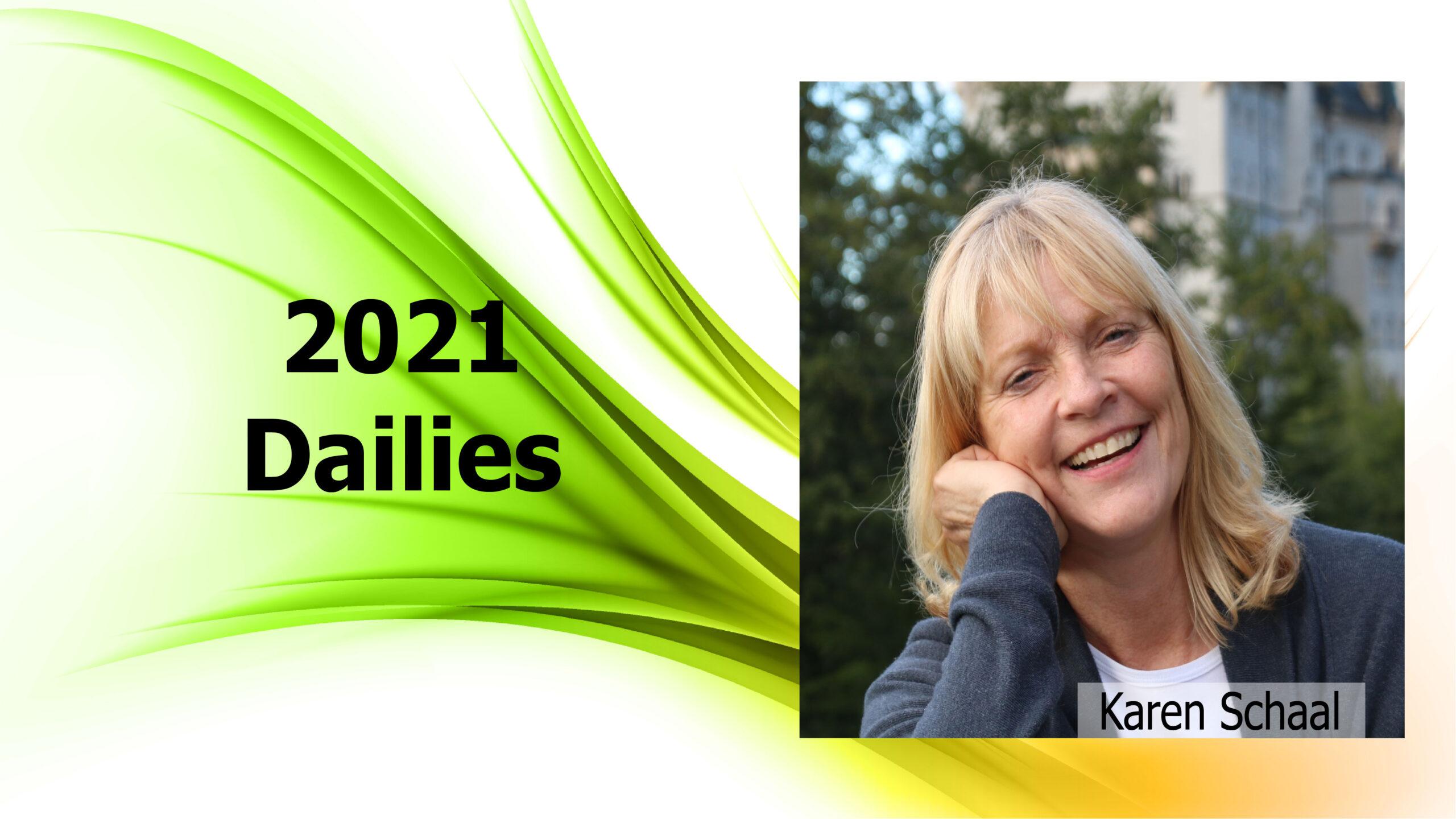 2021 Dailies