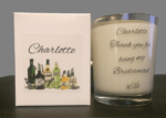 bespoke wedding gift for chief bridesmaid