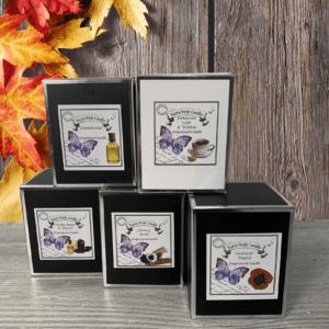 Autumn fragrances