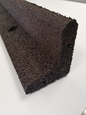 rubber edge profile