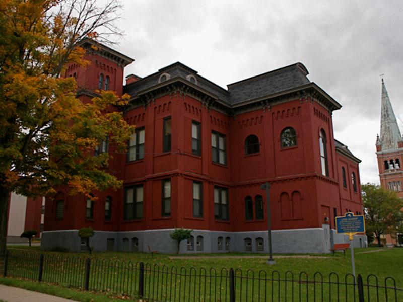 Academy Square Exterior
