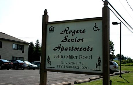 Rogers Senior Apartments
