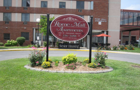 Rome Mall Apartments