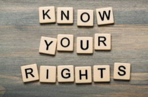 Know your rights