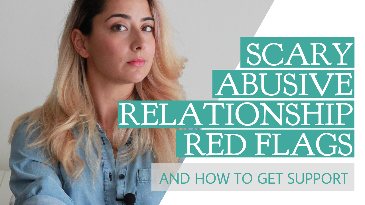 Scary Relationship Red Flags