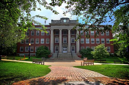 roller shades for University of Mary Washington