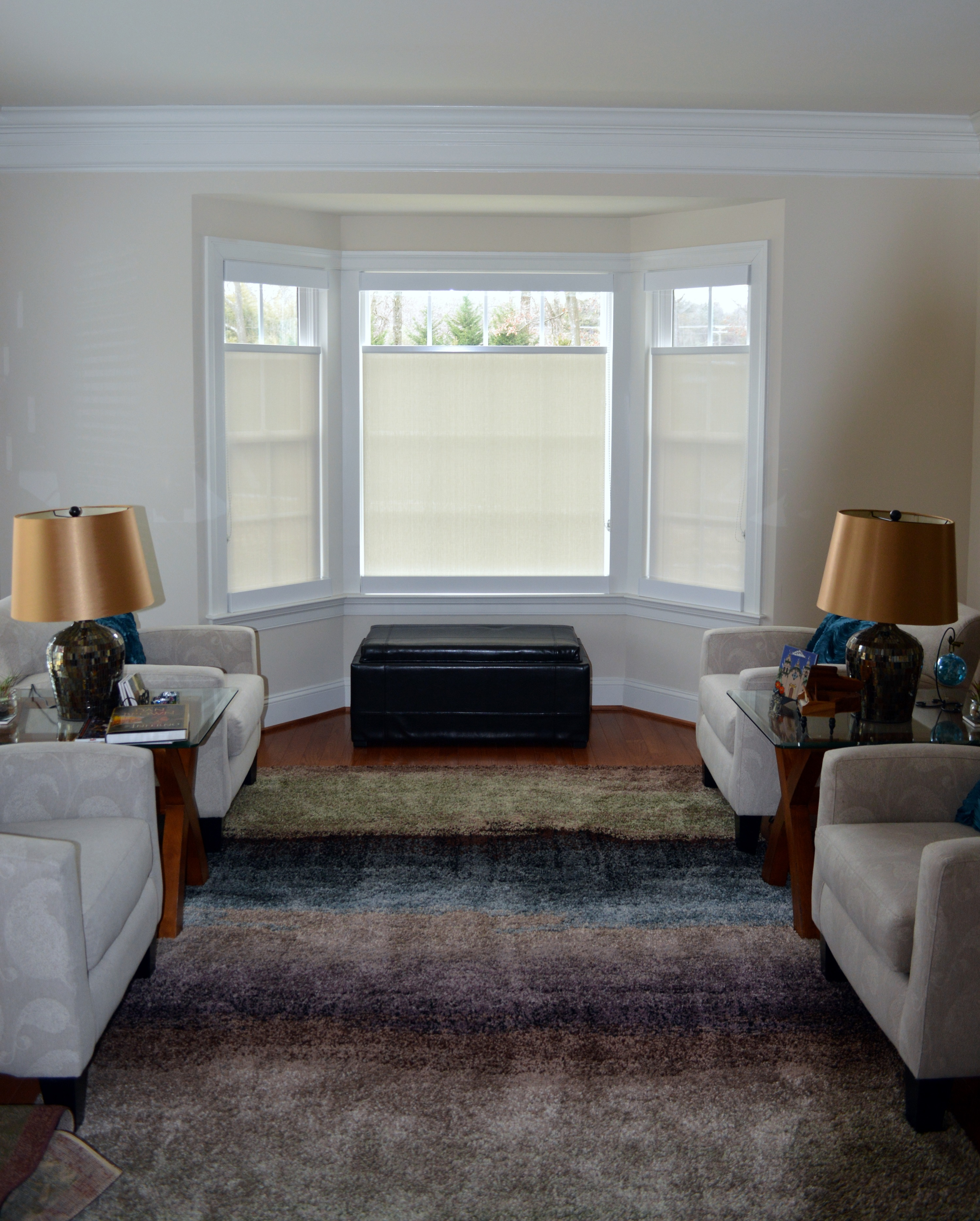 Window Treatment Ideas For Bay Windows Mcfeely Window Fashions