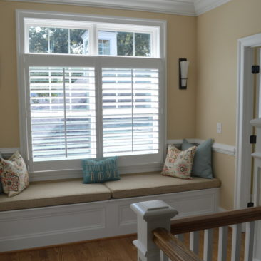 custom window seat cushion Severna Park, MD