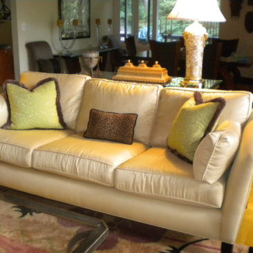 cushions reupholstery for couch